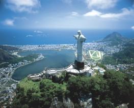 santo brasil desde cielo